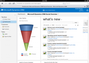 Microsoft-Dynamics-CRM-iPad-Dashboard